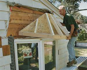 Bow Window Roof Framing decorating 187 framing a bay window inspiring photos