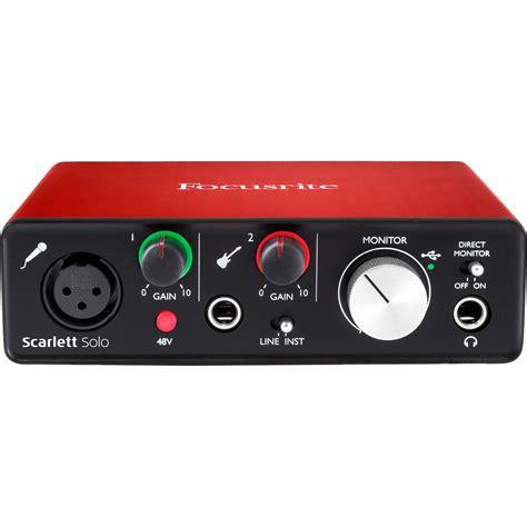 Focusrite Scarlet Plugins Suite 1 7 focusrite usb audio 2nd b h