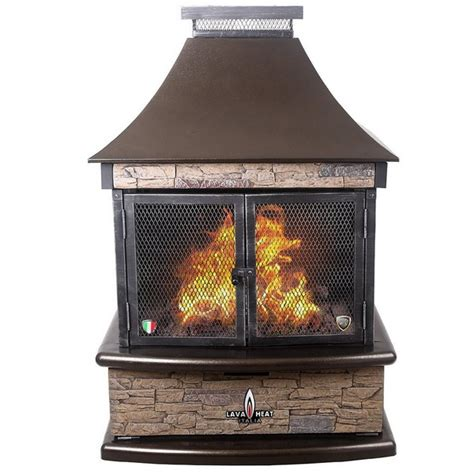 Gas Outdoor Fireplace Kits by 31 Unique Outdoor Fireplace Designs Ideas And Kits