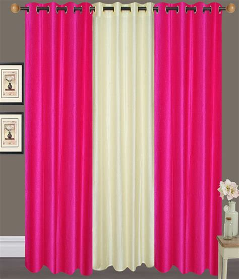 Beige And Pink Curtains Decorating Pink And Beige Curtains Decor Beautiful Printed Floral Curtain In Pink And Beige Color Poly