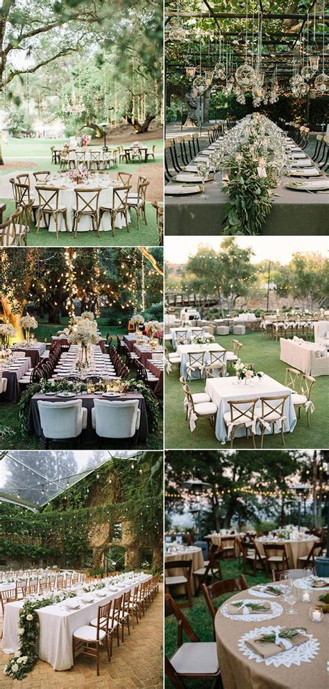 Wedding Outdoor Reception by Best 25 Garden Weddings Ideas On Garden