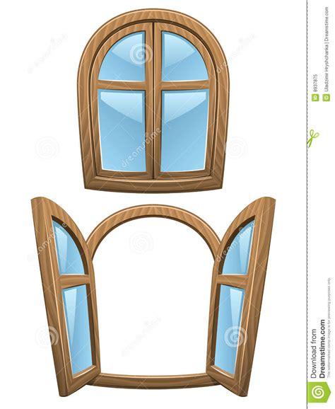 imagenes libres de ventanas ventanas de madera de la historieta ilustraci 243 n del vector
