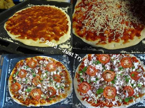 cara membuat pizza just try and taste pizza tuna just try taste