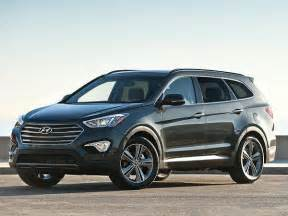 Does Hyundai A 7 Seater Hyundai Santa Fe 7 Seater Premium Suv Launched In