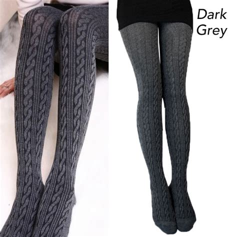 pattern design tights winter knit tights with ribbed pattern design buy pants