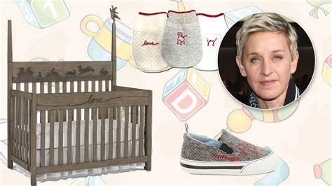 ellen degeneres baby clothes ed ellen degeneres baby collection