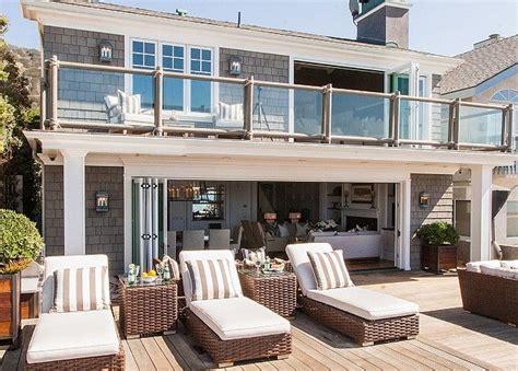 beach houses in california best 25 beach house deck ideas on pinterest pool shower beach style garden hoses