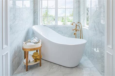 angled bathtub freestanding tub design ideas