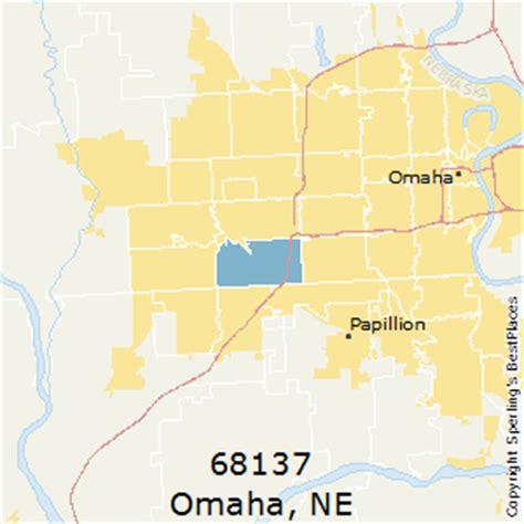 zip code map omaha best places to live in omaha zip 68137 nebraska