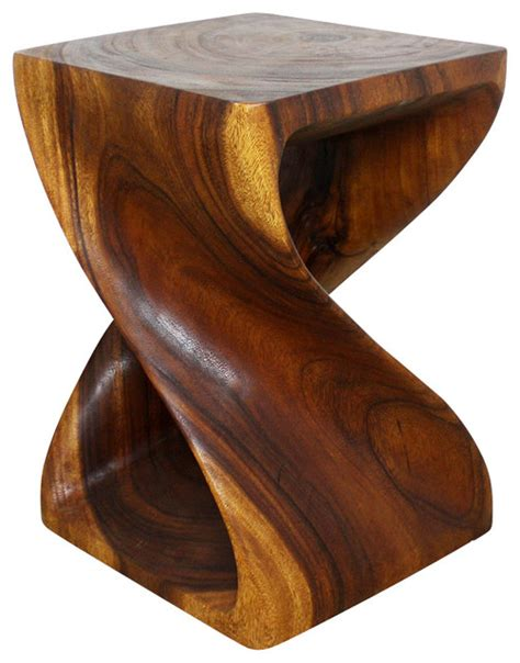 wooden accent tables wooden twist end table asian side tables and end