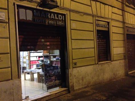 maraldi libreria roma maraldi non chiude l abbaglio messaggero the post