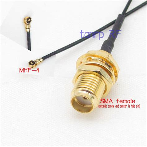 Kabel Jumper Mini 25cm rf pigtail jumper cable for pci wifi card wireless router