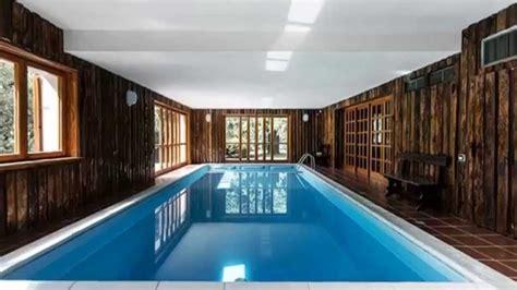 piscina interna mountain chalet with indoor pool barzio chalet barzio