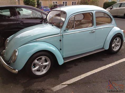 volkswagen bug blue volkswagen 1300 beetle blue