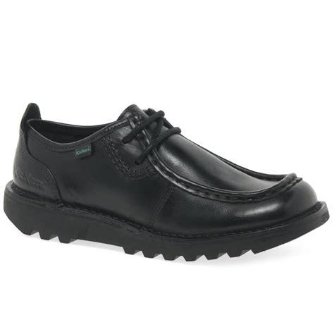 senior school shoes kickers wallbi boys senior school shoes boys from