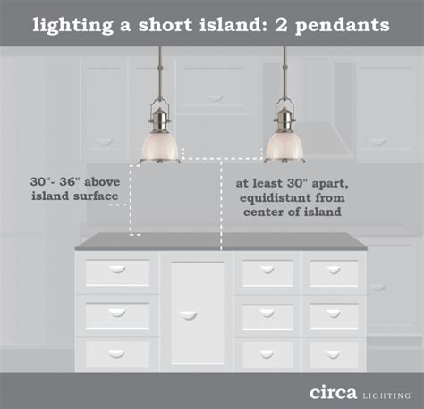 the correct height to hang pendants for the home how to hang pendant lights over an island diy e interiors