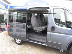 Fiat 9 Seater 2009 Fiat Panorama 9 Seater Ducato 2 3 Mtj Car Photo And