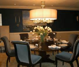 formal dining room meets swanky lounge