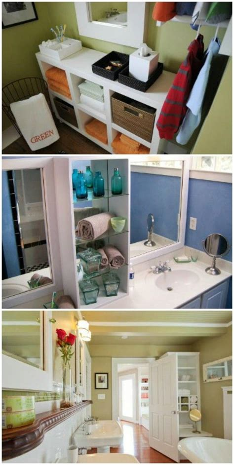 Storage Solutions For Bathrooms 1000 Images About Bathroom Ideas On Shower Curtains Bathroom And Bathroom Countertops