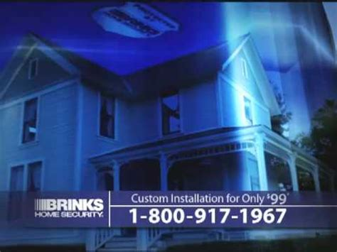 brink s home security commercial quot just to be sure