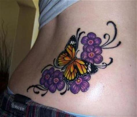 imagenes de mariposas y flores para tatuajes 80 originales tatuajes de mariposas y su significado