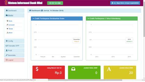 Buku Sekolah Gratis Berbasis Android pondoksoft sistem informasi pembayaran spp bank