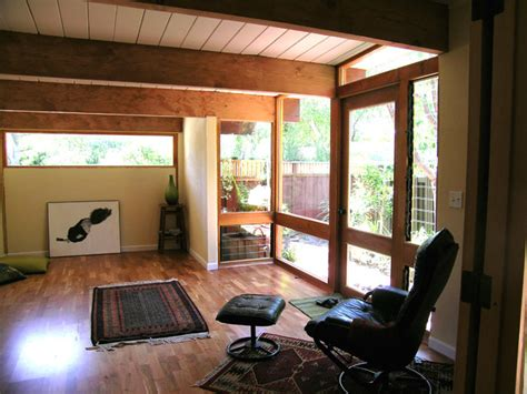 garage living space garage reuse contemporary san francisco by tali