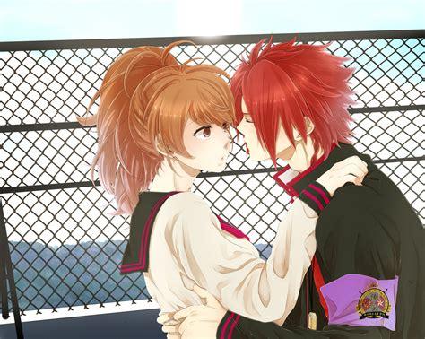 yusuke brothers conflict brothers conflict brothers conflict fan art 35397019