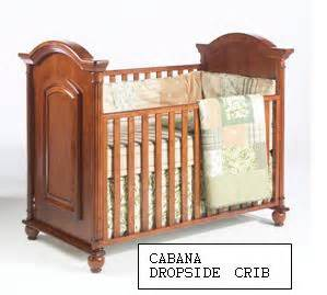 Bonavita Cribs Recall by Recall Bonavita Cabana Drop Side Cribs