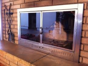 Fireplace Doors With Blower by Fireplace Doors With Blowers Gen4congress