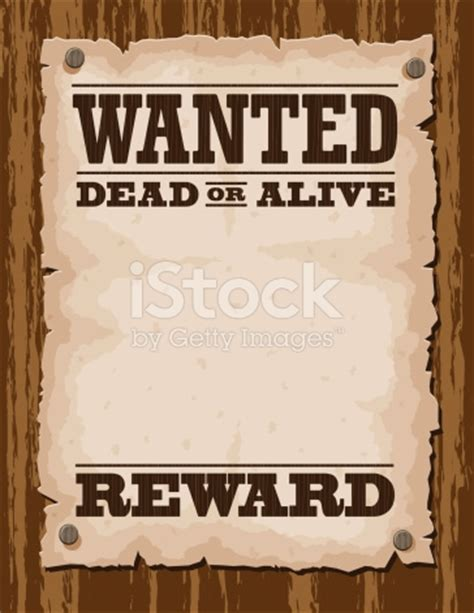 wanted dead or alive poster template free free wanted poster template out of darkness