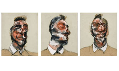 three selves francis bacon triptych of burglar turned muse put up for