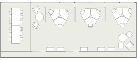 two person office layout