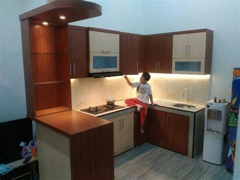 harga kitchen set minimalis  kota malang
