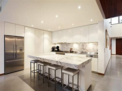 sophisticated contemporary kitchens with cutting edge design modern family home in australia displaying cutting edge