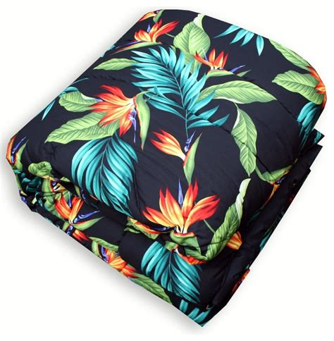 tropical coverlets birds of paradise bedding tropical quilts and quilt