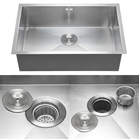 top mount stainless steel sink commercial laundry stainless steel kitchen sink water bowl