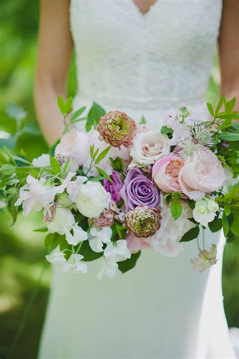 Wedding Bouquet Vase by Blush And Lavender Whidbey Island Wedding Tobey Nelson