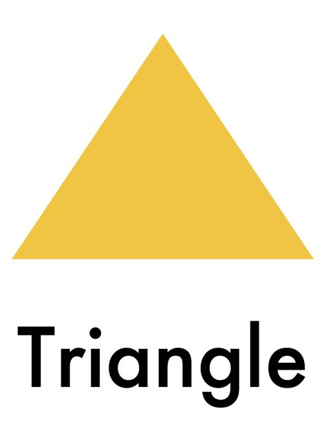 Triangle Square flashcards triangle guybrarian