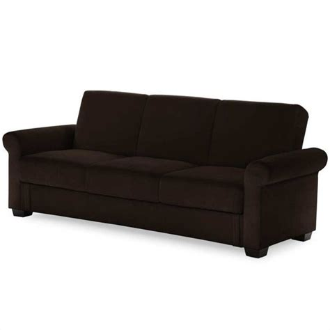 lifestyle solutions convertible sofa lifestyle solutions serta dream thomas convertible sofa in