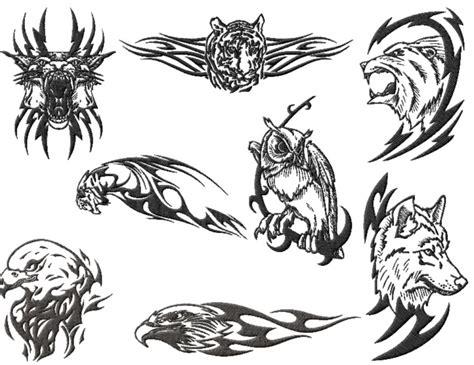 tattoo tribal vorlagen tattoo vorlagen 60 kostenlose tiermotive tattoovorlagen
