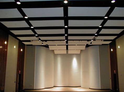Soundproof Drop Ceiling by أسقف مستعارة لمنازل شديدة الأناقة البيت