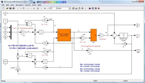 induction motor in simulink study electrical enginering with matlab simulink induction motor model simulink model