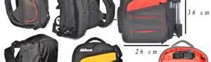 Tas Ransel Bagpack Punggung Pink Kombinasi Kuning Polos Fashion Wanita tas kamera ransel