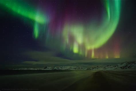 what creates the northern lights solar wind creates fiery auroras around the arctic circle
