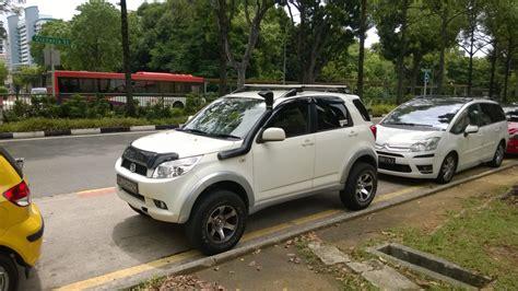 Stiker Sing Mobil Terios Adventure daihatsu new terios r adventure 2015 indonesia review