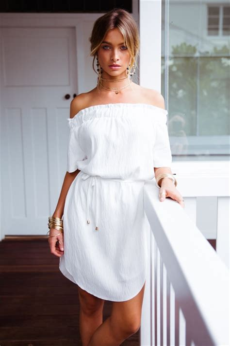 Dress Milla White mila dress white sale shopping archfashion