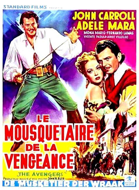 film cowboy la vengeance mousquetaire de la vengeance le