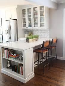Kitchen Peninsula Cabinets 20 Best Ideas About Kitchen Peninsula On