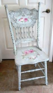 shabby chic painted chairs best 25 shabby chic chairs ideas on